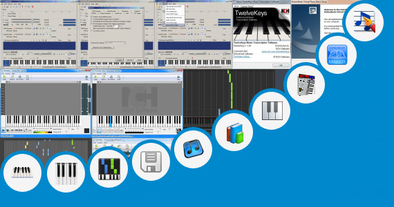 Software collection for Malayalam Songs Keyboard Notes Book
