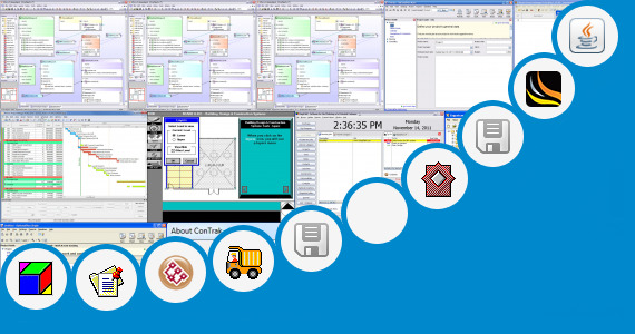 Software collection for Construction Project Management Ppt