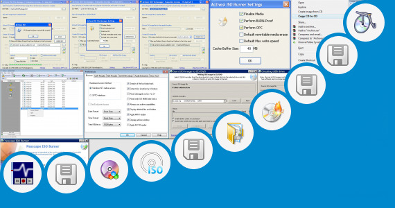 Software collection for Sonic Global Image File To Iso