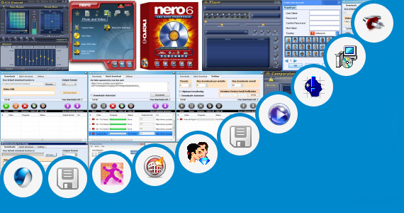 Software collection for Free Bamboo Player Premium