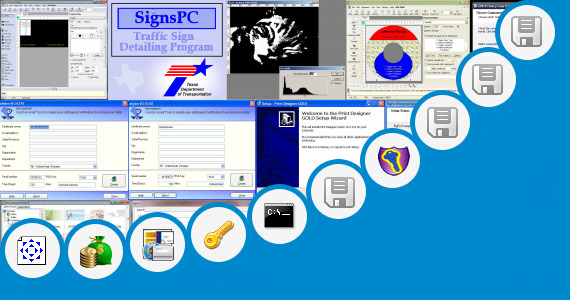 Software collection for Infinity Sign With Name Generator