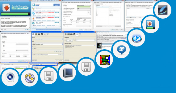 Software collection for Free Ware Video Scribe