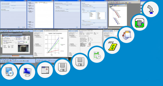 Software collection for Water Billing System Software