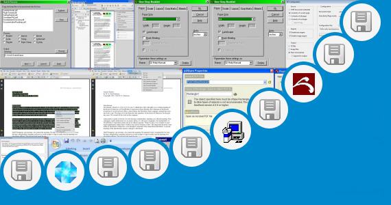 Software collection for Free Imposition Plugin Acrobat X