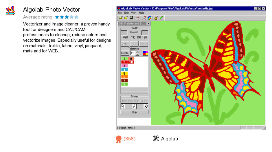 Algolab Photo Vector