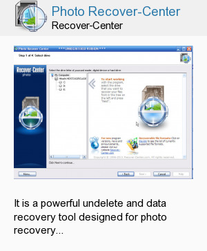 Photo Recover-Center