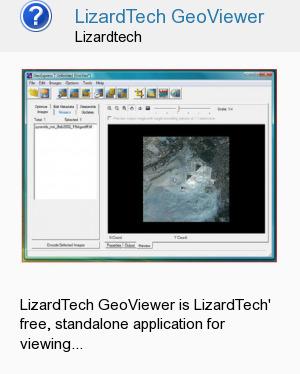 LizardTech GeoViewer