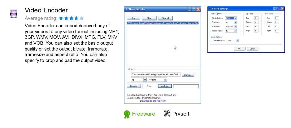 Video Encoder