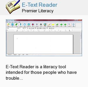 E-Text Reader