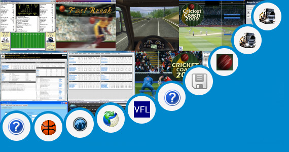 Software collection for Euro Coach Simulator