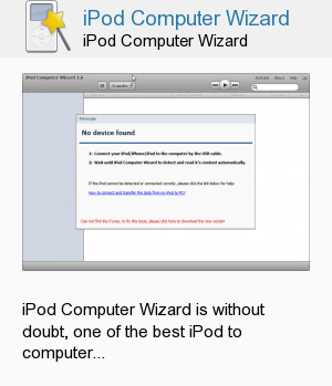 iPod Computer Wizard