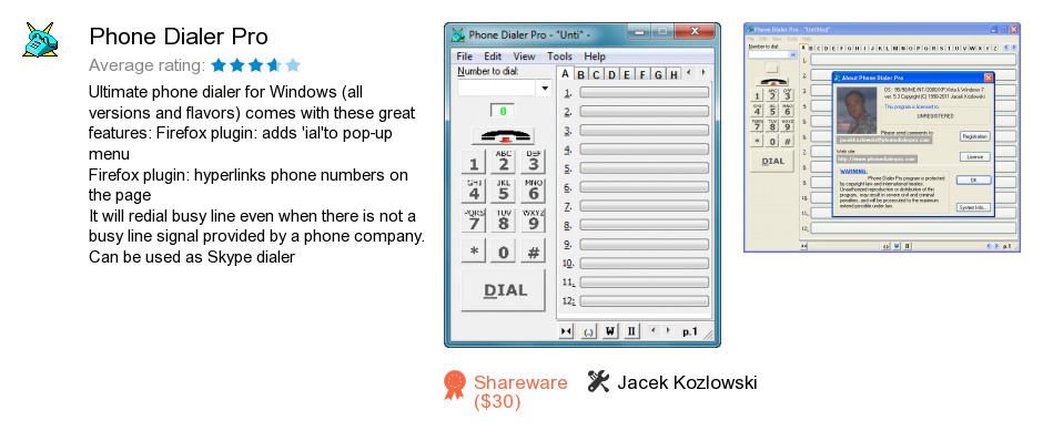 Phone Dialer Pro