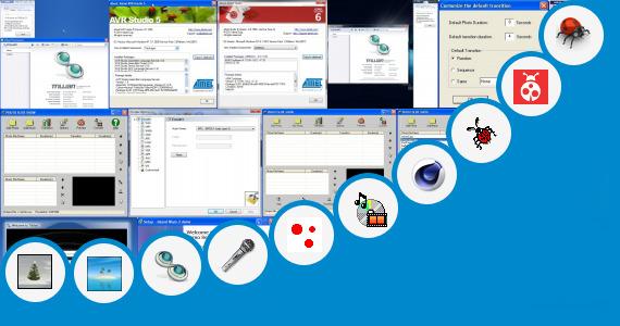 Software collection for Avr Studio 6 Deutsch