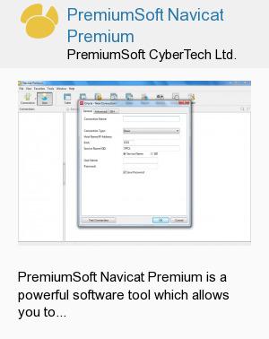 PremiumSoft Navicat Premium