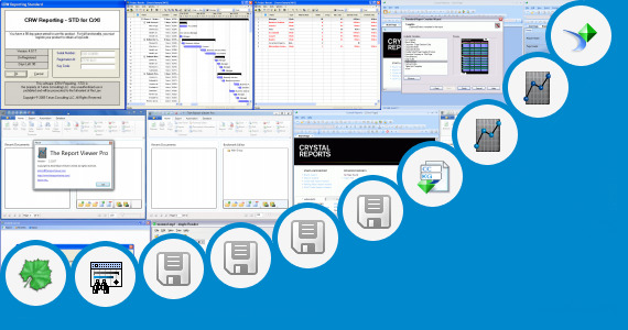 Software collection for Crystal Reports Viewer Reviews