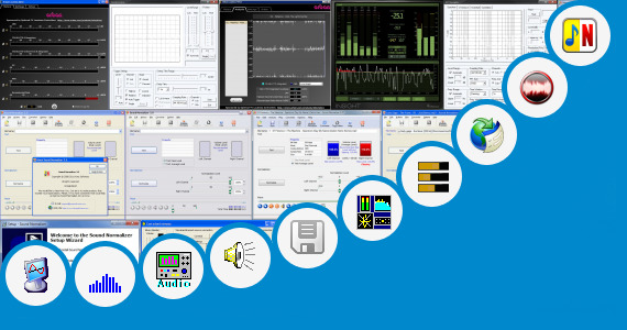 Software collection for Sound Gauge Meter