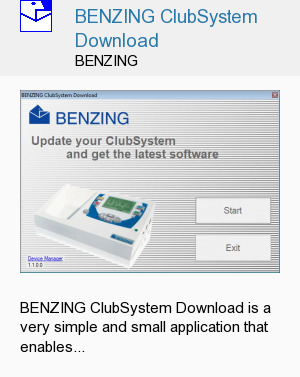 BENZING ClubSystem Download