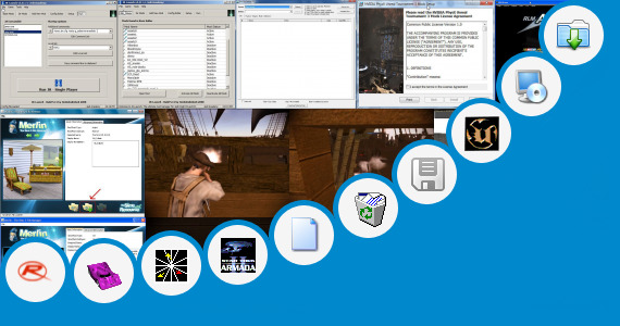 Software collection for Sims 3 Multiplayer Mod