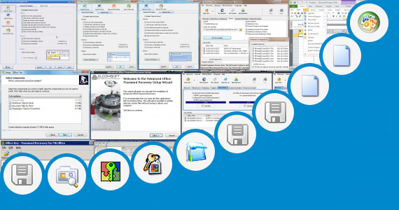 Software collection for Office 2010 Toolkit Ms Project