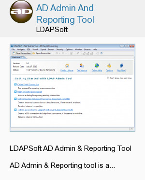 AD Admin And Reporting Tool