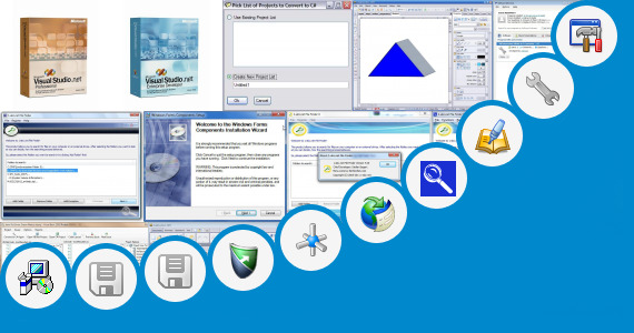 Software collection for 1000 Projects In Vb Net In Mdi Form