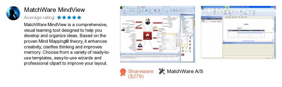 MatchWare MindView