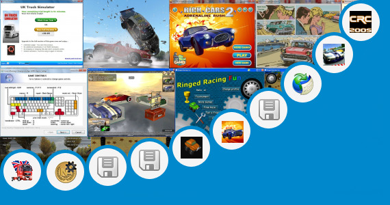 Real race rc car simulator lost roads races and 32 more - Scalextric sport digital console ...