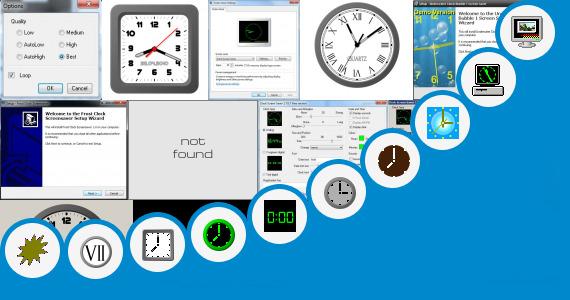 ... Retirement Countdown Clock - New Year Countdown & Clock screensaver