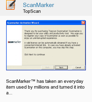 ScanMarker