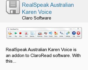 RealSpeak Australian Karen Voice