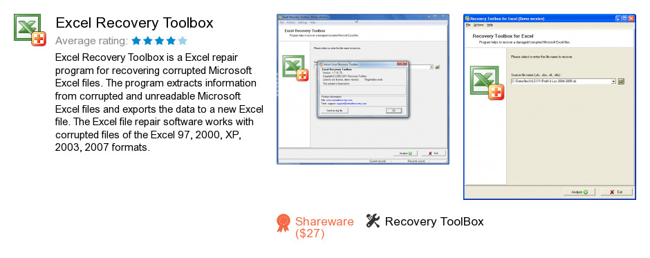 recovery toolbox for excel registration code crack