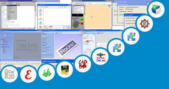 Software collection for Cnc Programming For Dummies