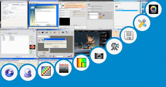 Cyberlink web camera filter