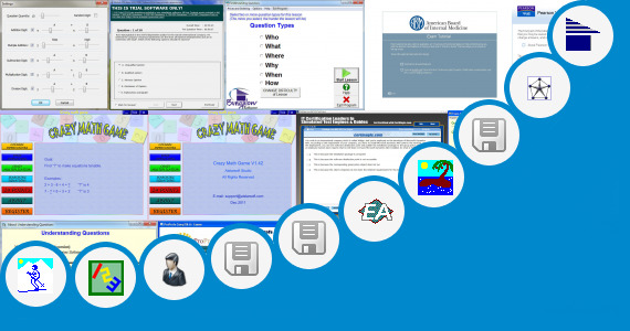 Software collection for Dbms Practical Questions Answers