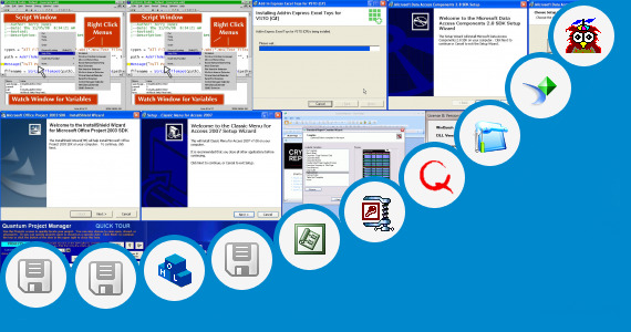 Software collection for Sample Projects In Ms Access 2003
