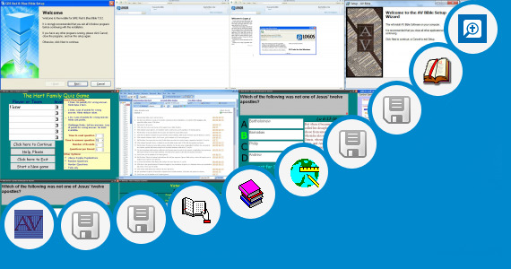 Software collection for Pc Study Bible 6 Free