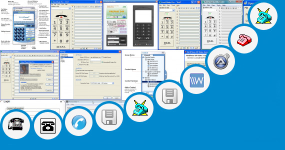 Software collection for Royal Call Phone Dialer