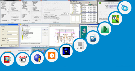 Software collection for Dwg Viewer For Playbook