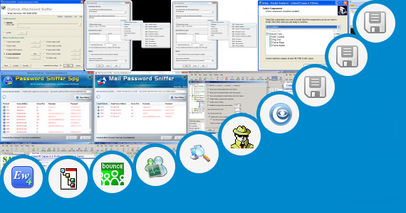 Software collection for Paltalk Email Sniffer Free