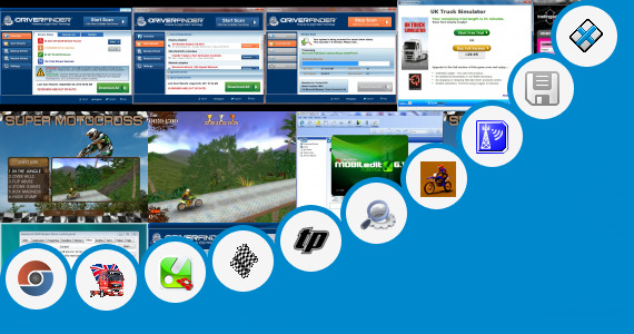 Software collection for Super Sim X Sim Driver Rc