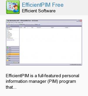 EfficientPIM Free
