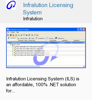Infralution Licensing System