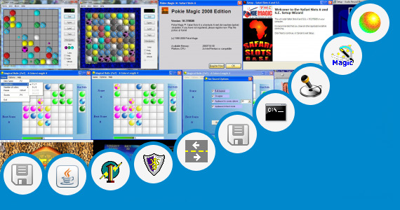 Software collection for Cara Registrasi Game Magic Lines