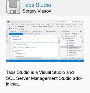 Tabs Studio
