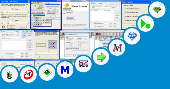 Software collection for Cara Setting Mouse Macro F4 Spass