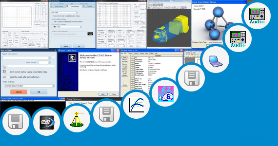 Software collection for Driveline Angle Analyzer