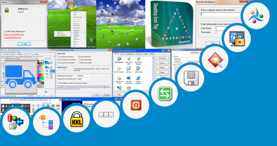 Software collection for Computer Icon And Its Function