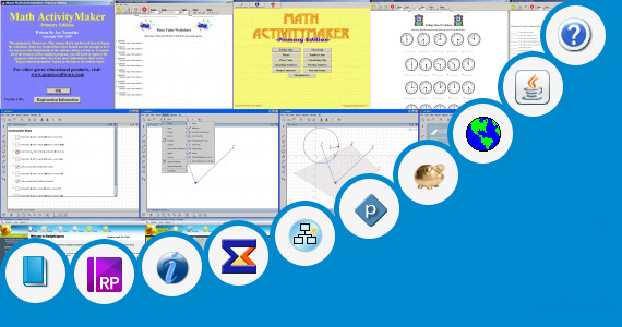 Software collection for Maths Project For Class 11 And 12