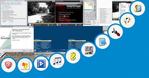 Software collection for Notation Composer 263 Full Version