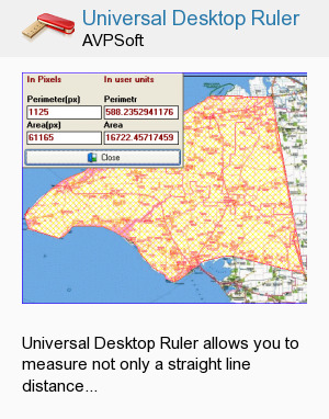 Universal Desktop Ruler